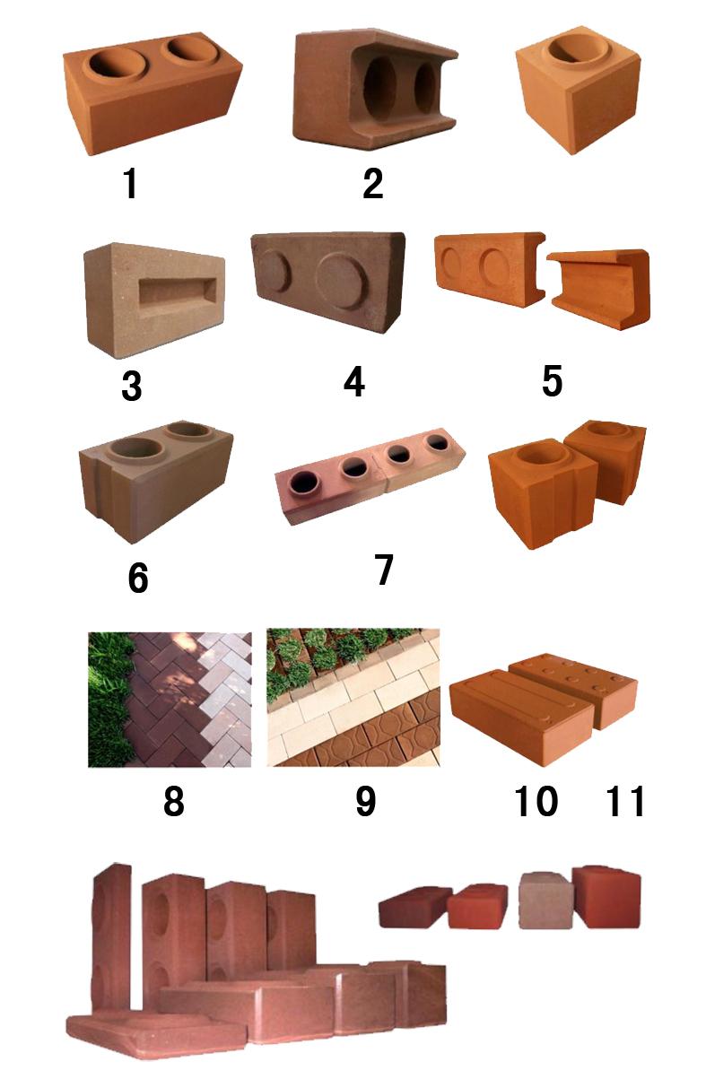 complete bricks pictures